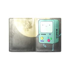 BMO (phonetically spelled Beemo) is Finn and Jake's living video game console, portable electrical outlet and so on.They make their appearance in the title scene of the Theme Song of every episode of Adventure Time, just as Finn and Jake pound their fists together. BMO is characterized as a loyal, trusting, and helpful friend who is protective of Finn and Jake.