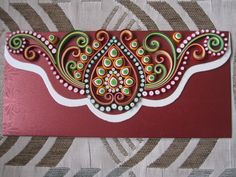quilling...work by Kinnari Gada