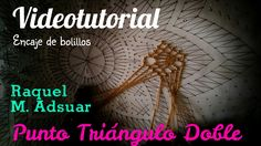 Raquel M Adsuar Bolillotuber Margarita Crochet, Bobbin Lace Patterns, Lace Heart, Lace Jewelry, Needle Lace, Lace Making, Youtube, Techno, Embroidery