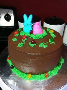 1st Easter Cake
