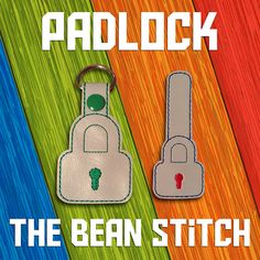 Padlock - Includes Two(2) Sizes!