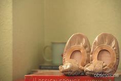 Yosi Samra patent leather in blush