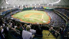 Tampa Bay Rays - Tropicana Field