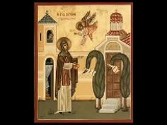 Stichera of Presanctified Liturgy - YouTube Enlgish - First Wednesday?