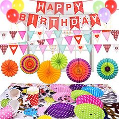 Fun Little Toys 73 PCs Birthday Party Supplies and Party Decorations All-in-One Pack Party Favors - https://www.partysuppliesanddecorations.com/fun-little-toys-73-pcs-birthday-party-supplies-and-party-decorations-all-in-one-pack-party-favors.html