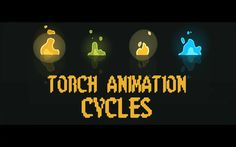 Torch animation cycles on Vimeo