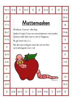 Store photos and docs online. Create and work together on Word, Excel or PowerPoint documents. Free Teaching Resources, Teaching Math, Maths, Abacus Math, Learn Swedish, Swedish Language, Montessori Math, Back 2 School, Arithmetic
