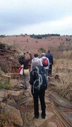 Phaladingwe hike, North West Province, South Africa