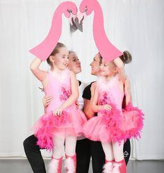 """Katja Wibbeke on Instagram: """"Flamingo Heart #aliceinwonderland #aliceimwunderland #flamingo #pinktutu #balletdancers #balletdancers #crocket #queenofhearts #dontbelate #savethedate #tagsforlikes #cute #love #kids #ballett #ballet #pink #ballettschule_traumtaenzer #theaterdortmund #dortmund #disney #rudolfsteiner"""""""