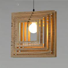 145.00$  Buy here - http://aliya5.worldwells.pw/go.php?t=32735434999 - Japanese Modern Wood E27 LED Restaurant Light Pendant Ceiling Lamp Droplight Chandelier Bedroom Loft Cafe Bar Home Decor New