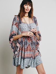 Free People Heart of Gold Mini Dress at Free People Clothing Boutique