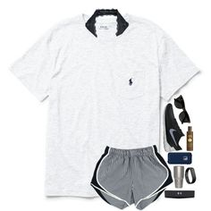 A fashion look from July 2016 featuring Free People bras, NIKE athletic shoes and LifeProof tech accessories. Browse and shop related looks.