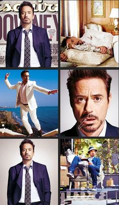 """Robert Downy Jr....solid definition of """"aging gracefully"""""""