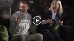 Coup de pub, caméra cachée... EXCELLENTE IDEE !! Des zombies attaquent des gamers lors d'une présentation de la Xbox One !