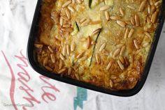 Zucchini-Quark Lasagne  GourmetGuerilla.de