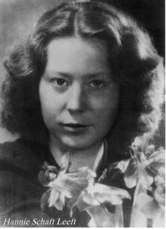 """Hannie Schaft. Last words to her Nazi collaborator executioners """"I shoot better than you."""""""