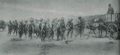The British After Landing At Suvla Bay