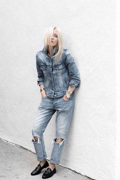 Achei muito lindo! Sim ou Não ?   Fiz uma seleção de Looks Boyfriend. Encontre aqui na Shop2gether  http://imaginariodamulher.com.br/look/?go=1RLNhfT