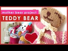 You are going to love these adorable Knitted Teddy Bear Patterns. Our post has easy ideas and a video tutorial to show you how. Check out the ideas now.