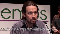 Carta de Pablo Iglesias a los inscritos e inscritas: Perdonadme