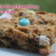 Little Bit of Everything Bars by TheHomeHeart