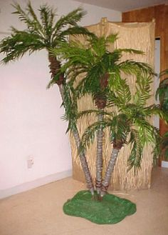 How To Make A Fake Palm Tree Vbs 2015 Hometown