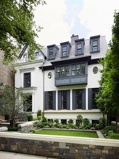 The White House: My Favorite Exterior Paint Combinations | La Dolce Vita…