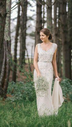 Jenny Packham, Esme, Size 8 Wedding Dress