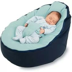 Baby bean bag- sooo want one of these