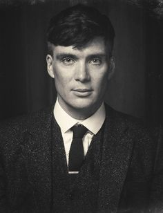 Cillian Murphy photographed by Chris Saunders