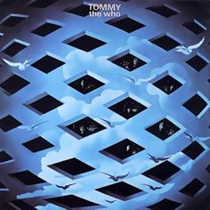 The Who - Tommy What an awesome cover design.