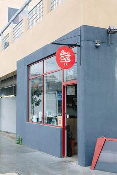 San Francisco: Linea Caffe Kinfolk #iconika #likes