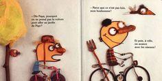"""""""Dis papa, pourquoi ?"""" - Editions Bayard - 2010. Christian Voltz :  (auteur, illustrateur, sculpteur, graveur) - Strasbourg - Alsace / France"""