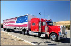 All American truck