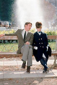 Rare Audrey Hepburn — Audrey and Peter photographed by Pierluigi...
