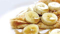 Diabetic Recipes - Southern Banana Crêpes