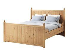 HURDAL bedframe | WIN! Stel jouw favoriete slaap- en badkamer samen. Het mooiste bord laten we tot leven komen in IKEA Amsterdam. De winnaar wint ook een IKEA cadeaupas t.w.v. 2.500.-! #IKEAcatalogus