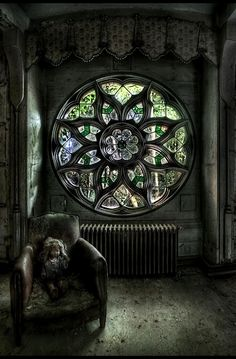 Creepy or Cool? Beauty in Abandoned Buildings Abandoned Buildings, Abandoned Castles, Abandoned Mansions, Old Buildings, Abandoned Places, Abandoned Library, Beautiful Architecture, Beautiful Buildings, Beautiful Places