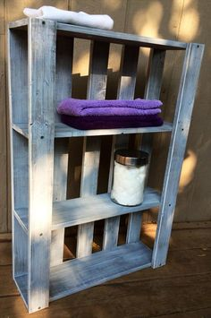 wooden pallet wall mounting pallet shelves