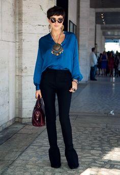 sleek n blue