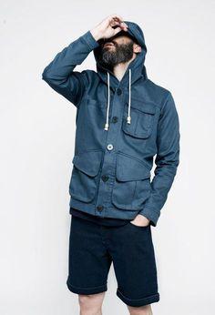 58 Best JACKETS images   Men s clothing, Men clothes, Male fashion a1d8bcb956c7