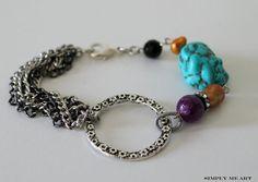 Contemporary style bracelet~