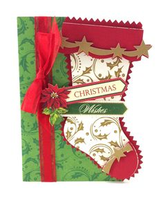Anna Griffin Christmas Kitsch Cricut cartridge