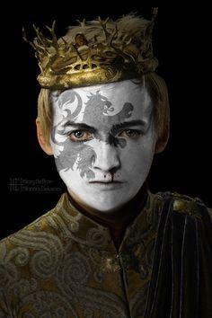 Joffrey ~ Hilary Heffron ~ Hilarious Delusions ~ via Google image search