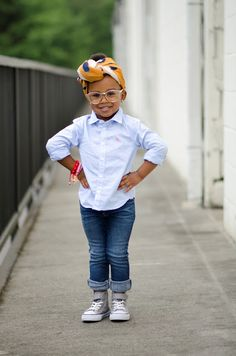 Baby Shopaholic: Weekend Style: Rocking Phillip Lim-Could she be any cuter?!