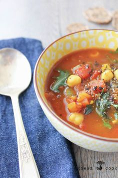 Alphabet, Soups and Vegetable soups on Pinterest