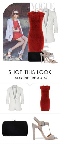 """""""With your head up in the clouds"""" by ninotchka-nb ❤ liked on Polyvore featuring Bottega Veneta, Elizabeth and James, Alexander McQueen, Sergio Rossi, Halston Heritage and country"""