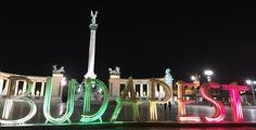 Hero square Budapest