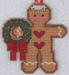 Use the Site Search to quickly find a galleries, cross-stitch projects, links, and patterns. Cross Stitch Christmas Ornaments, Xmas Cross Stitch, Christmas Ornaments To Make, Christmas Cross, Cross Stitching, Cross Stitch Embroidery, Cross Stitch Patterns, Plastic Canvas Ornaments, Plastic Canvas Christmas
