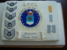 Sugar with Vanilla: Military ceremony cakes